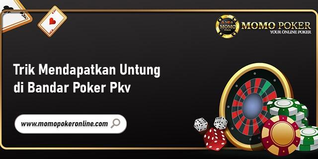 bandar poker pkv